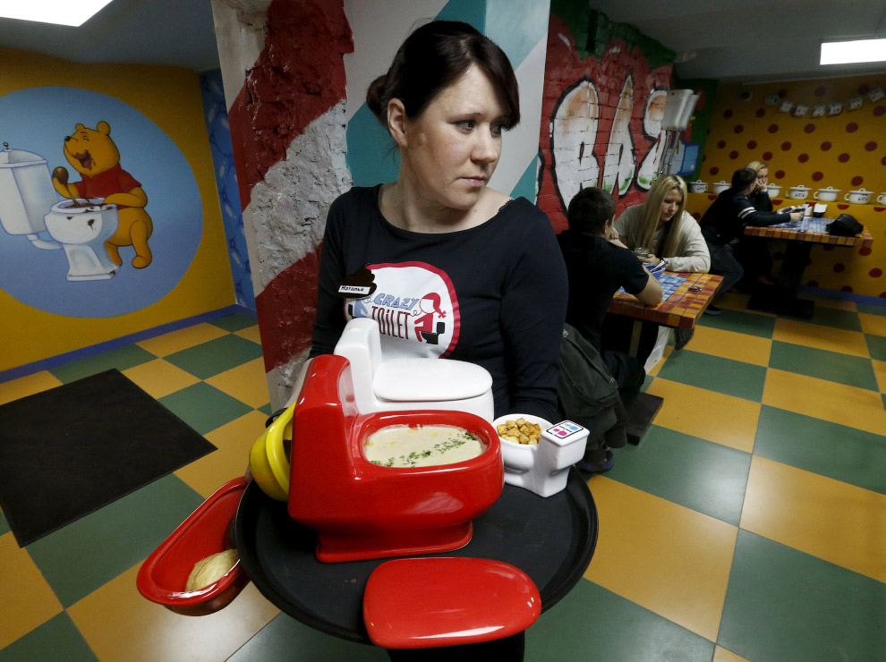 5. Приятного аппетита! (Фото Sergei Karpukhin | Reuters):