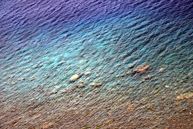 Южное побережье Тернате. Отлив