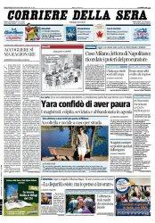 Журнал Il Corriere della Sera (18 Giugno 2014)