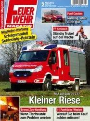 Журнал Feuerwehr Magazin №5 2013