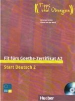 Аудиокнига Fit fürs Goethe-Zertifikat A2. Start Deutsch 2 pdf, mp3 (128 kbs) в архиве rar  52,27Мб