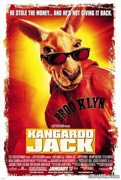 Кенгуру Джекпот / Kangaroo Jack (2003/DVDRip)
