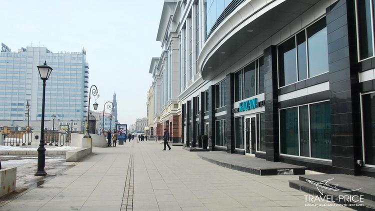 Улица Петербургская b Grand Hotel Kazan
