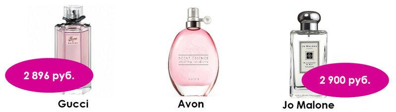 Подобные предложения есть только у нескольких премиальных брендов…и у Avon!