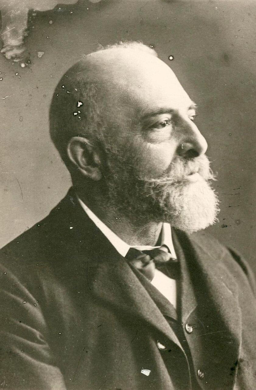 28. Ауэр Л.С. - скрипач, дирижер, профессор консерватории (с 1868 г.)