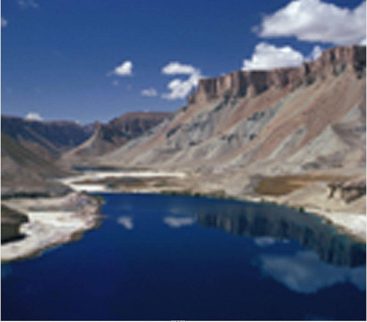 Озеро Банд Эмир