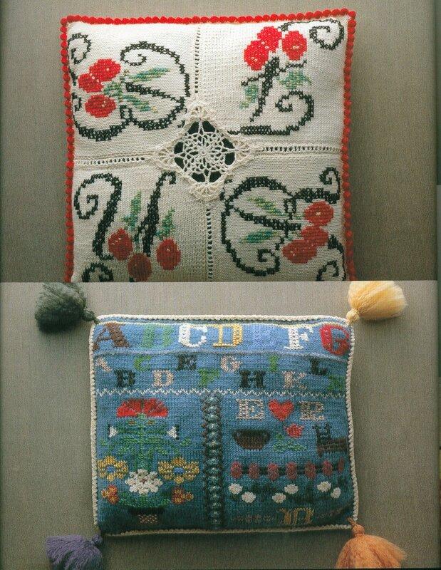 Вязание рукоделие вышивки в контакте 824