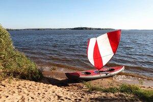 лодка клешни