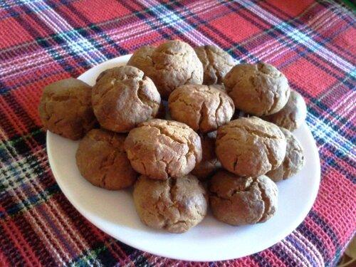 Печенье вареньем пошаговый рецепт фото
