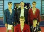 арсеньевские спортсмены - призёры соревнований