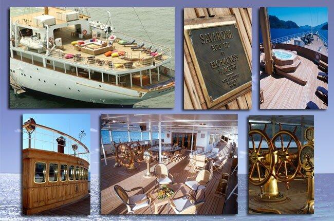 «Саварона» яхта Кемаля Ататюрка