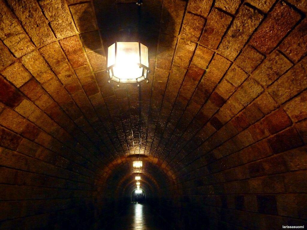 Туннель Орлиного гнезда.