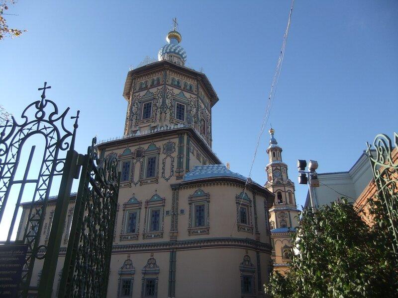 Порно казанский собор