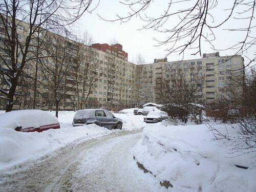 Будапештская ул. 72к3
