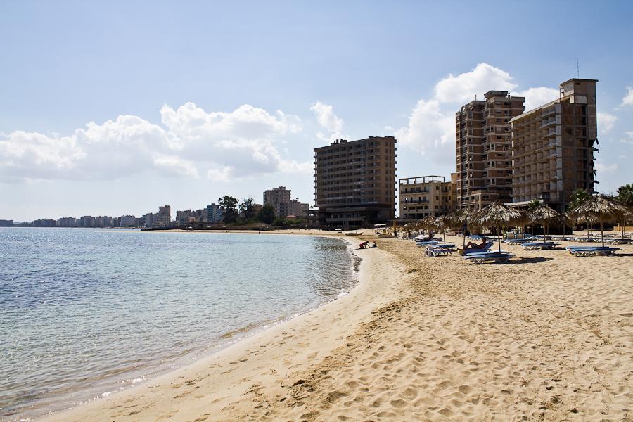 картинка фотография курорта Фамагуста на Кипре