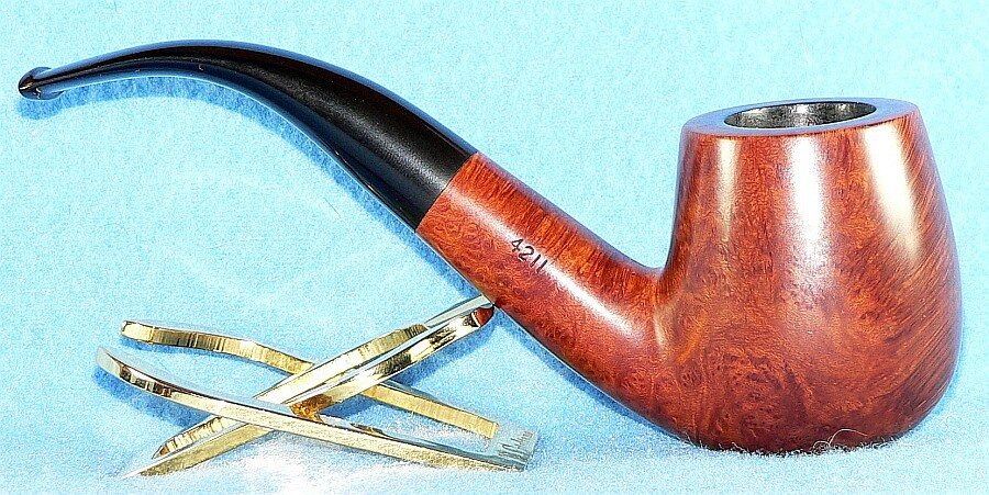 Charatan Special bent 4211 pipe