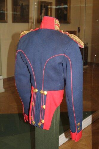 Мундир ротмистра лейб-гвардии Уланского полка