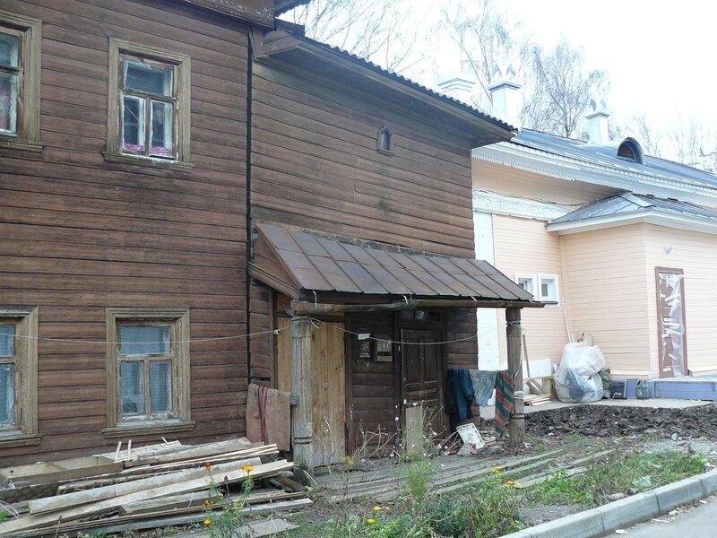 ул. Мальцева,17 - ул. Кирова,17»