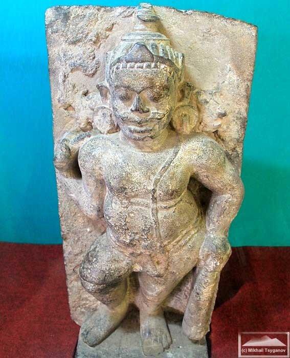 Музей Кутая: юпы и статуи