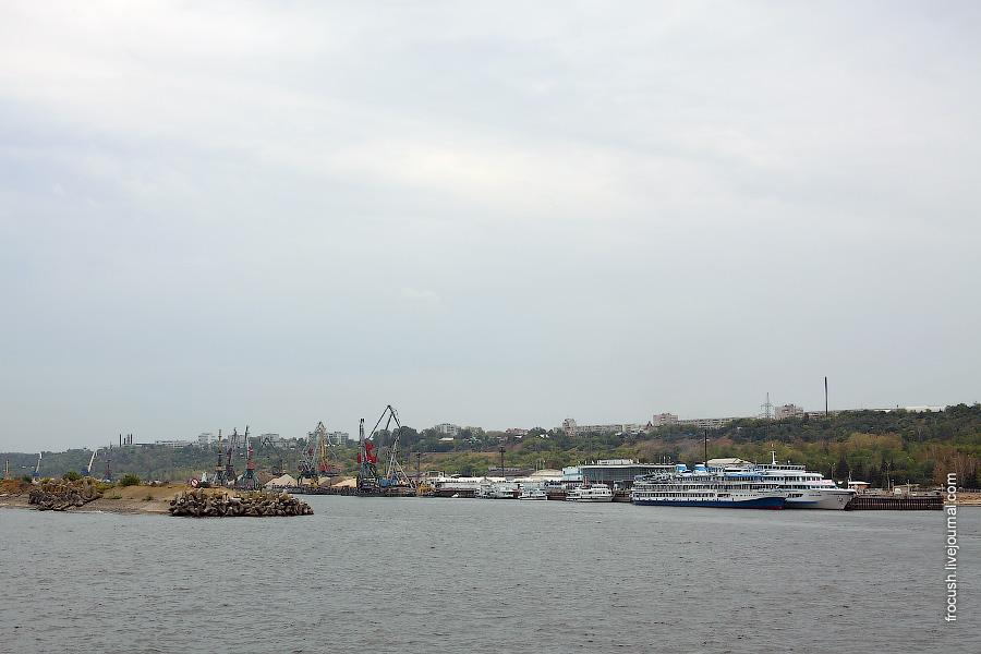 Ульяновский речной порт