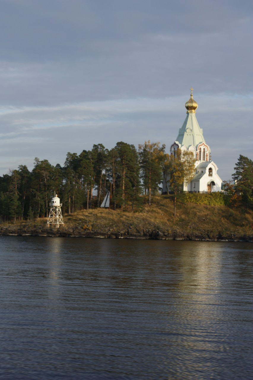 Никольский скит,церковь Святителя Николая.