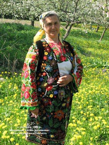 В Борщівському краї цвітуть вишиванки