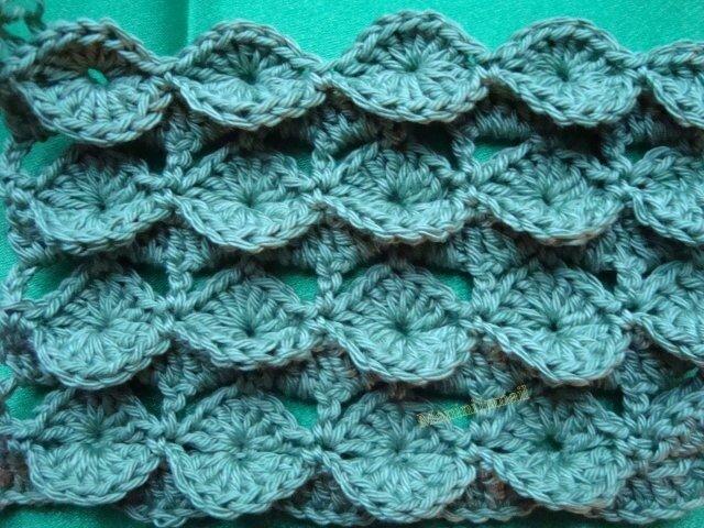 Схему вязания можно найти