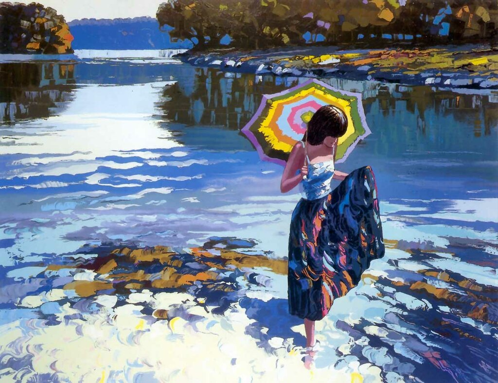 Художник Howard Behrens.. Обсуждение на ...: www.liveinternet.ru/users/routir/post196265965