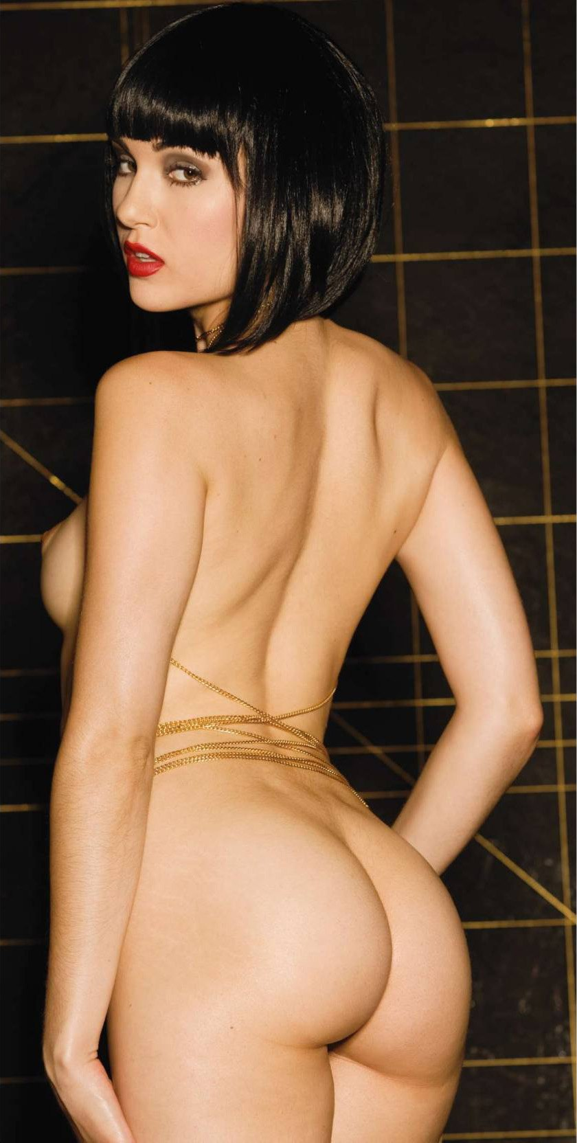 Саша Грей / Sasha Grey in Playboy