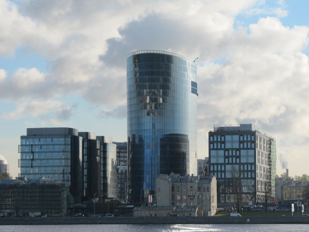 Офис банка санкт петербург