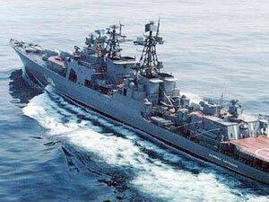 Отряд кораблей Тихоокеанского флота прибыл в Индонезию