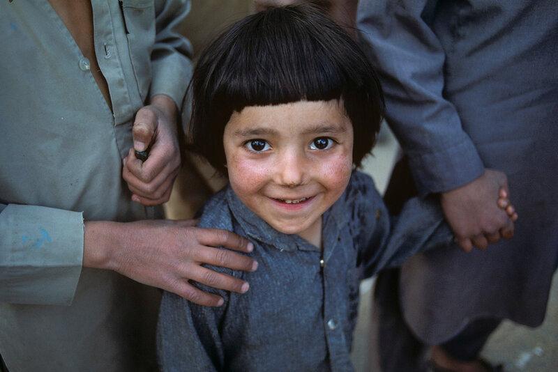 Pul i Khumri, Afghanistan, 1992