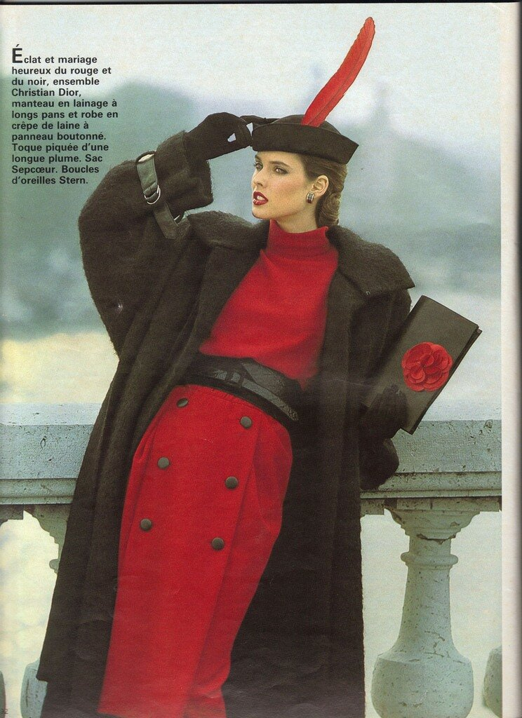 Classic 80's Dior