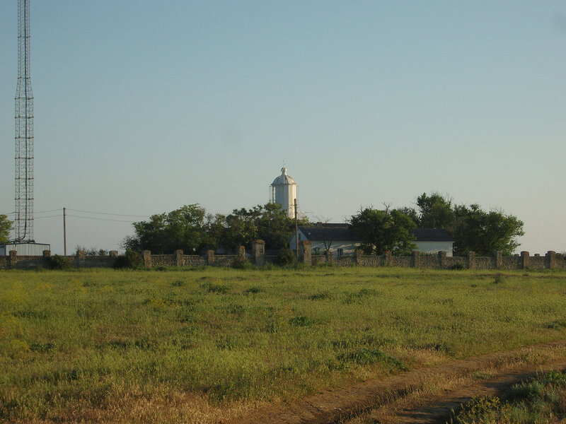 Чаудинский маяк
