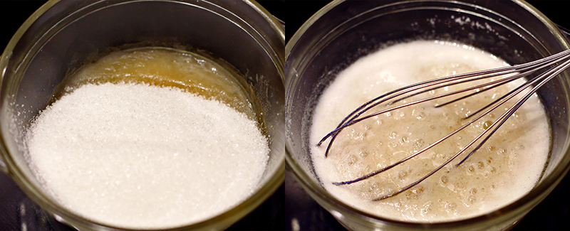 Домашний зефир - пошаговый рецепт с фото #6.