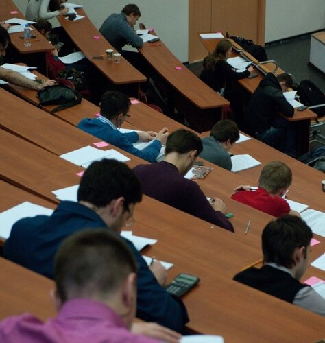CFA Russia - СFA Mock Exam at Moscow State University