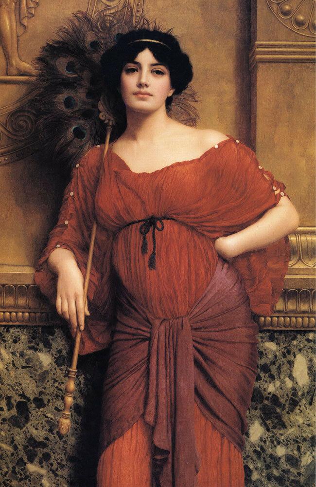 1905_Римская красавица.jpg