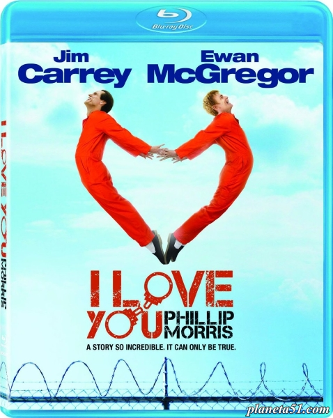 Я люблю тебя, Филлип Моррис / I Love You Phillip Morris (2008/BDRip/HDRip) + AVC