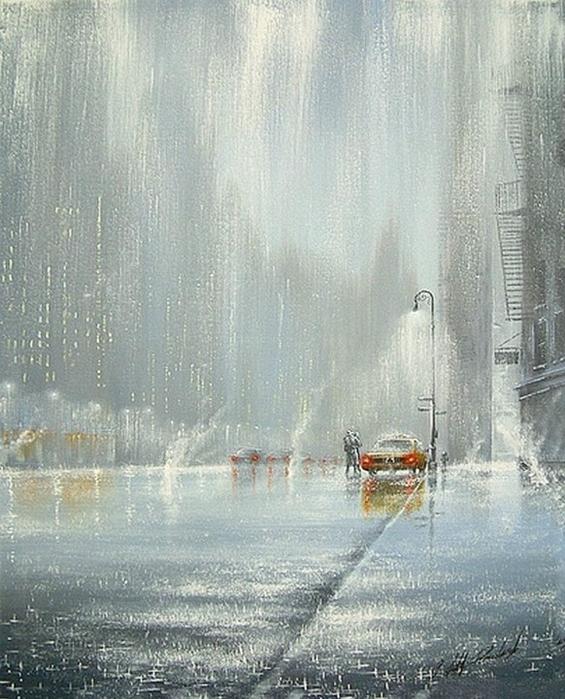 Jeff Rowland дожди