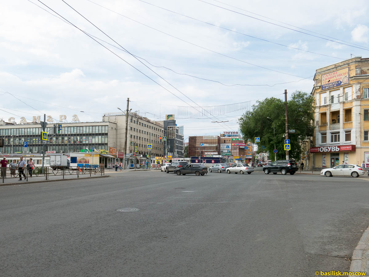 Самара. Июль 2015.