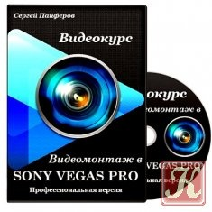 Книга Книга Видеомонтаж в Sony Vegas PRO. Профессиональная версия