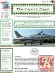 Журнал The Capitol Flyer Newsletter  2009-03