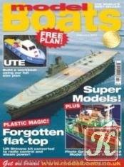 Журнал Книга Model-Boats February-2013