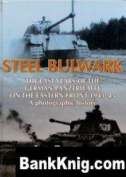 Книга Helion Steel Bulwark The Last Years of the German Panzerwaffe on the Eastern Front 1943-45
