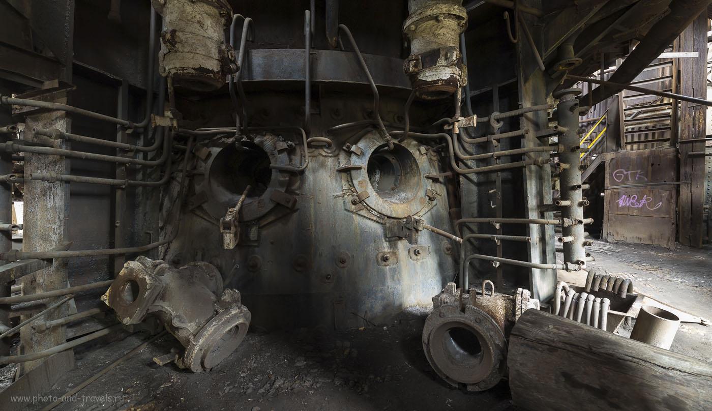Фотография №15. Печь. Поездка на Лисью гору и в музей под открытым небом в Нижнем Тагиле. 250, 14, 8.0, 25 секунд