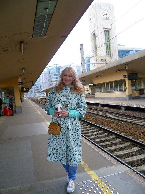 Брюссель, Северный вокзал (Brussels North Station)