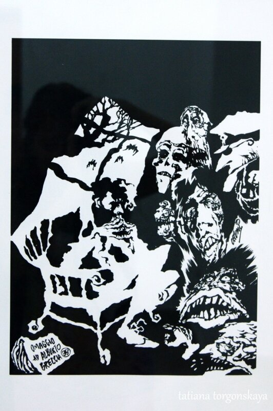 Выставка Фабио Челони и Паоло Моттура