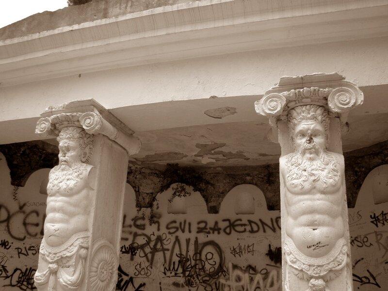 Граффити и война