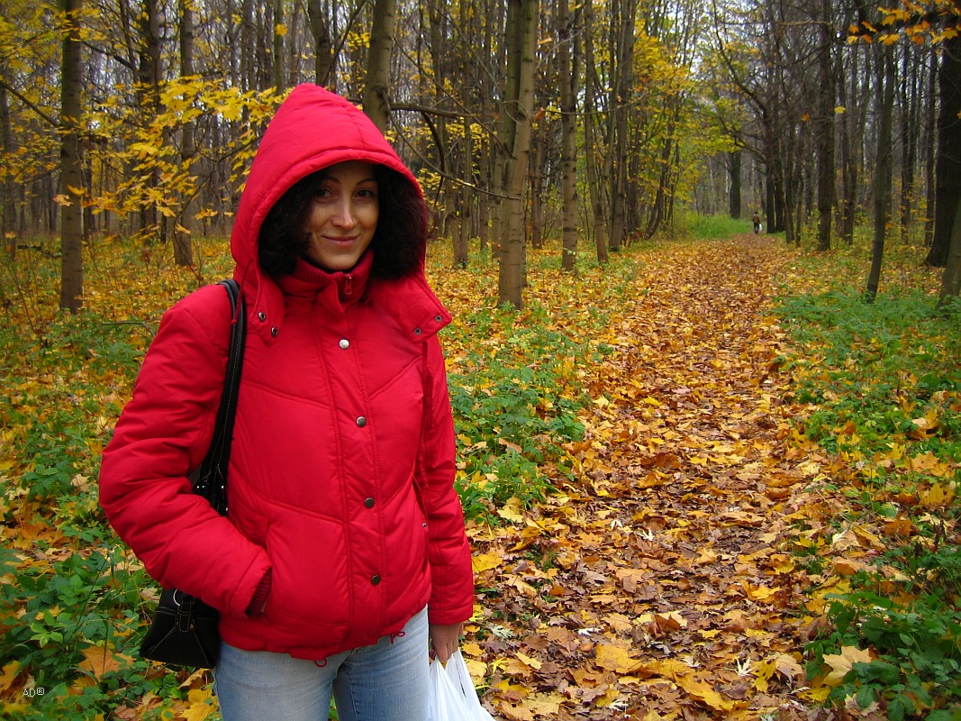 Ботанический сад 2008-10-25