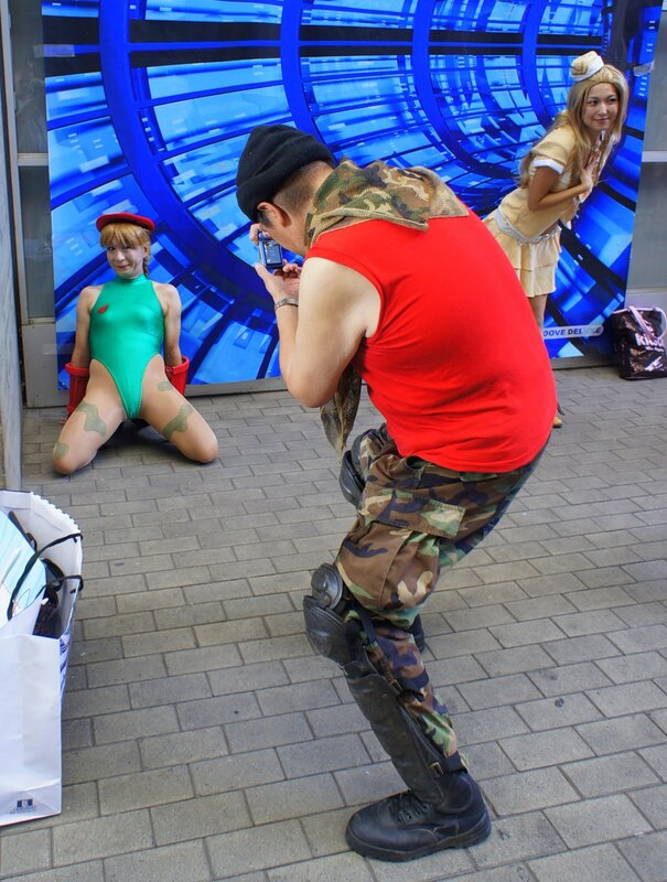 Косплэй